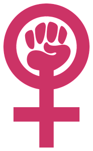 Woman-power_emblem