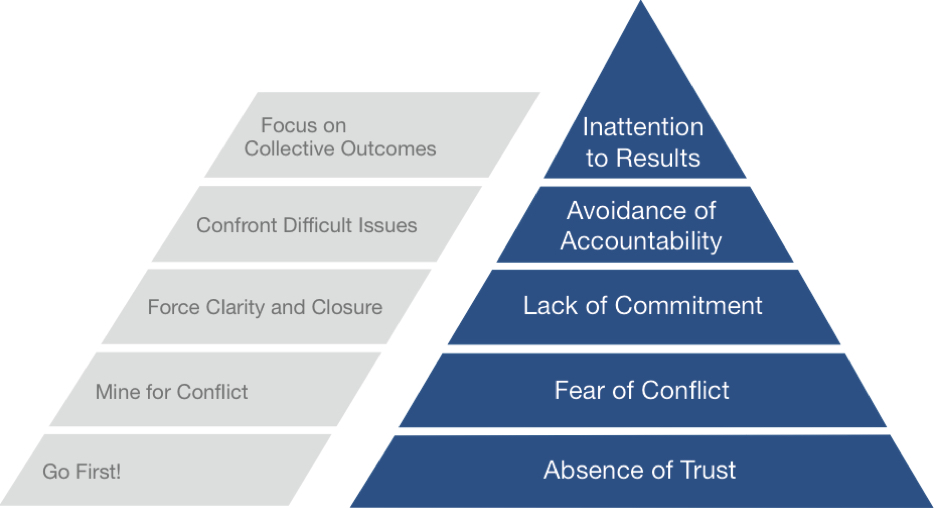 overcoming the 5 dysfunctions of a team pdf
