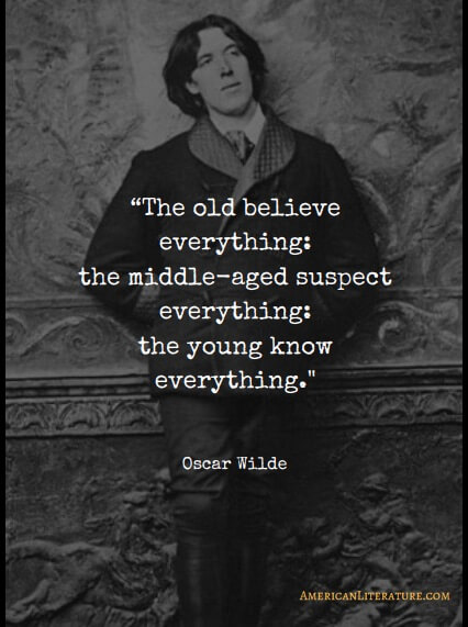 78 Great Oscar Wilde One Liners On Love, Life and Money – Bilal Hafeez